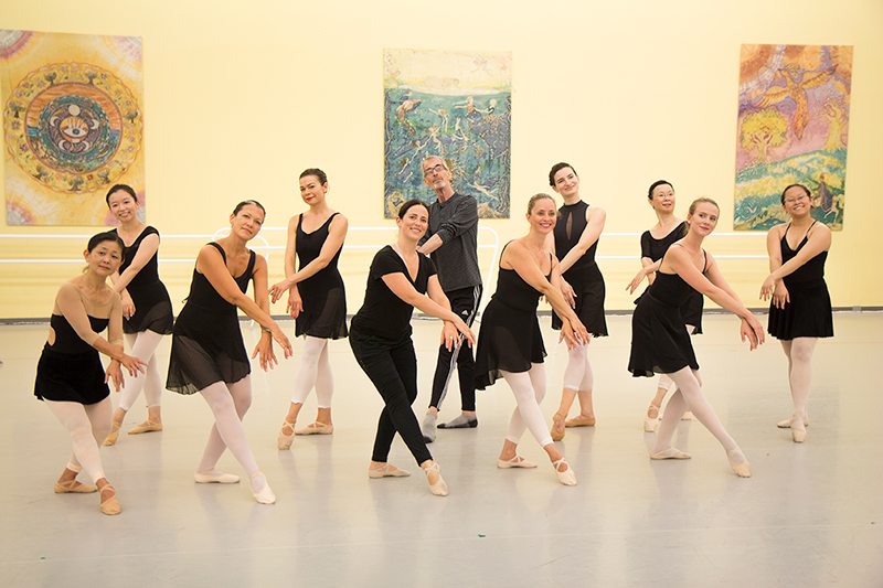 Canada's National Ballet School - Adult Ballet Classes