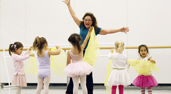 young girl dance class porn