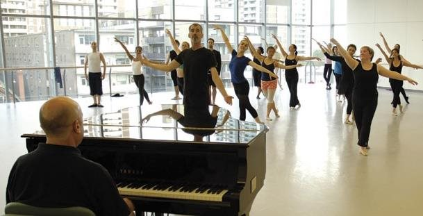 Adult Ballet at NBS