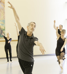 RobertMcCollum, Adult Ballet Co-ordinator