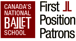 Logo for First Position Patrons