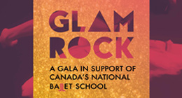NBS GLAM ROCK Gala 2019 Sales Package