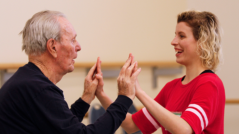 NBS Sharing Dance Parkinson's