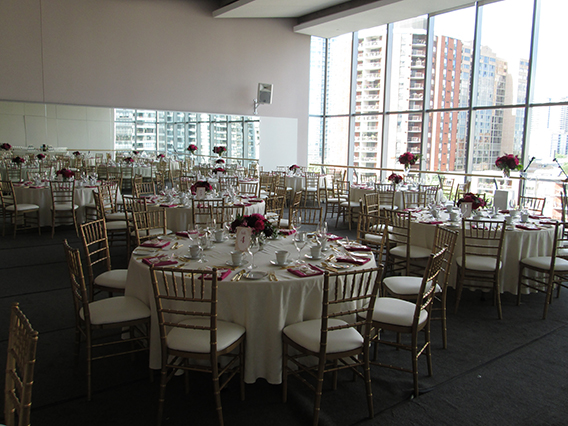NBS Venue Rental