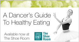 A Dancers' Guide to Healthy Eating