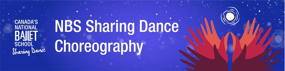 sharing dance choreography