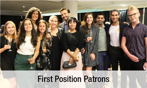 First Position Patrons
