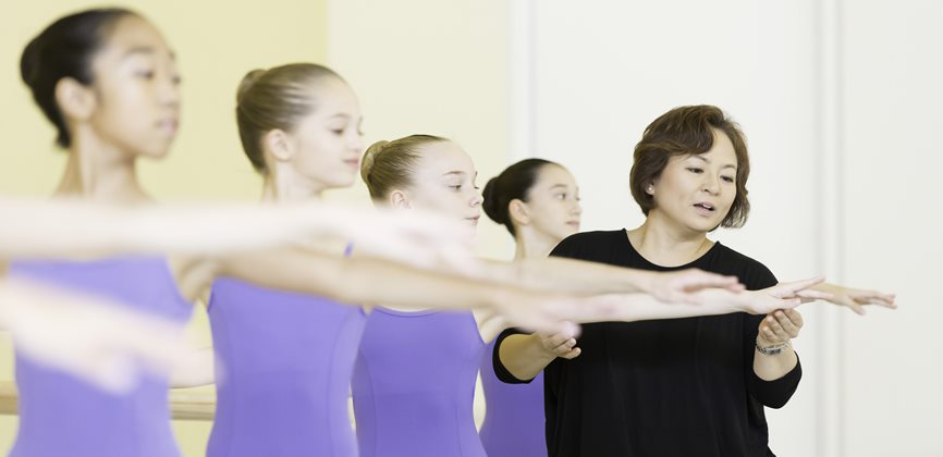 Canada's National Ballet School   Professional Development for