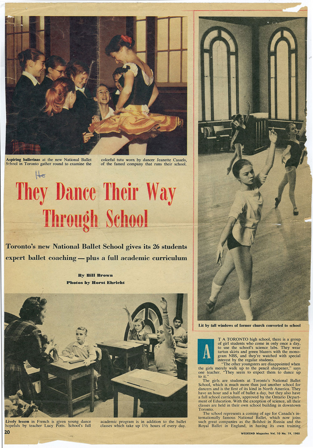 a history of ballet in canada Ballet is a respected tradition around the world, but where did it come from in this lesson, we'll explore the origins and growth of ballet, and.