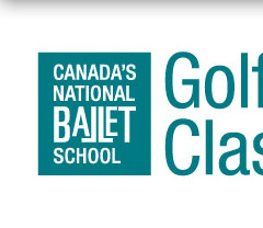 Canada's National Ballet School: Golf Classic