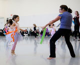 Creative Dance for the Very Young