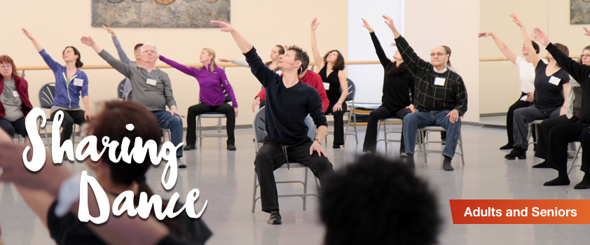 Why Sharing Dance for Seniors?